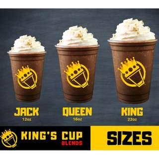 King's Cup Blends Franchise