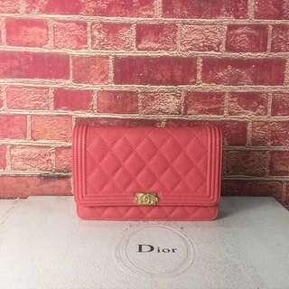 💕customer's purchased, chanel woc