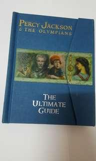 Percy Jackson and The Olympians companion books