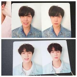 [WTB/LF] J-HOPE AND JIN R VERSION PC
