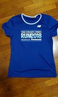 St run 2018 size S