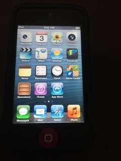Apple 4 gen iPod torch