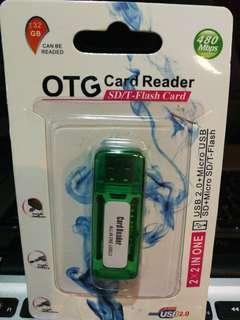 🆕 OTG Card Reader