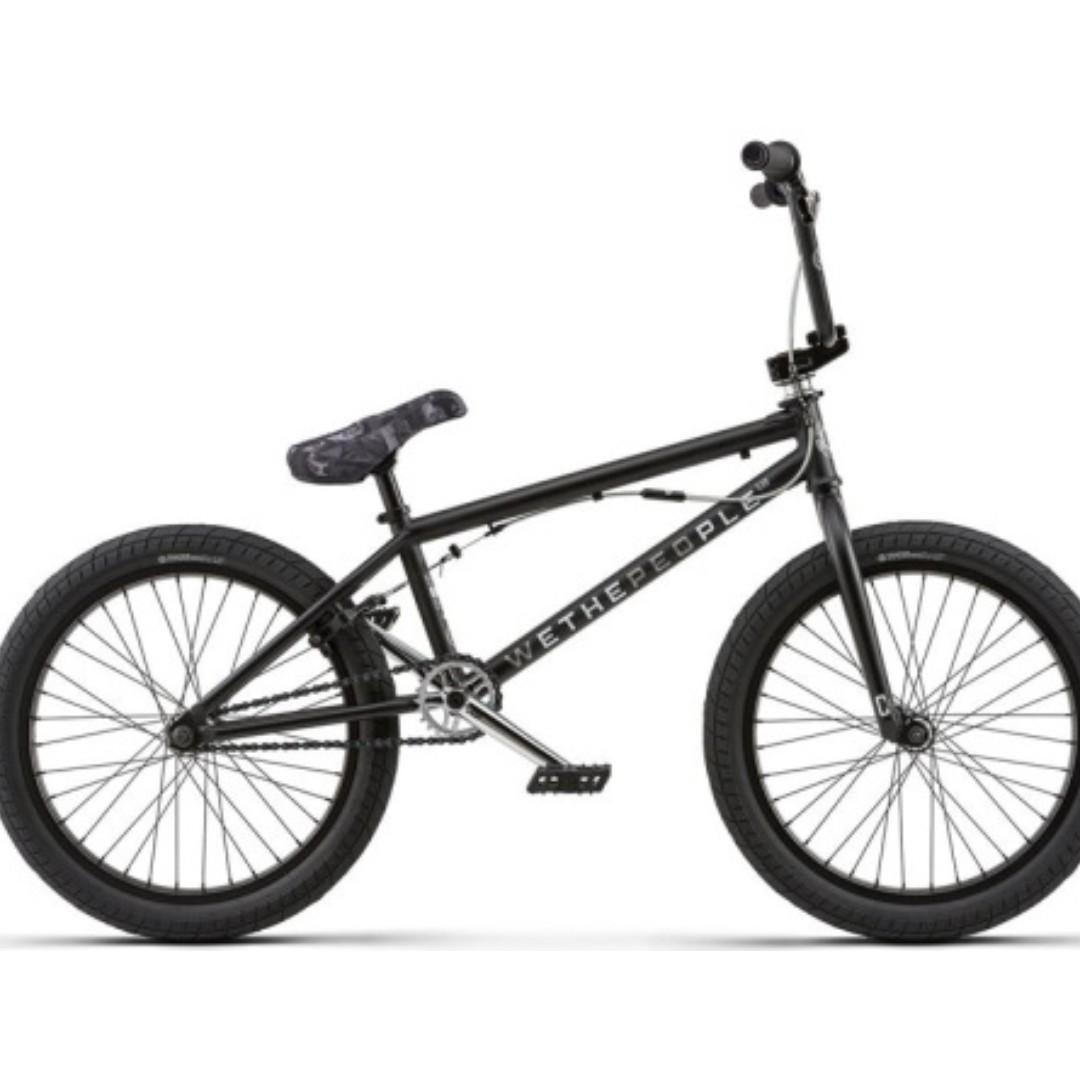 2018 Wethepeople Curse Bmx Bike