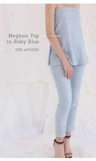 Meghan set blue