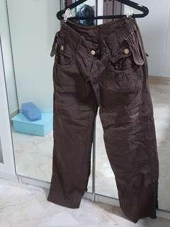 brown colour pants fir sale