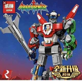 *In Stock* lepin 16057 Ares Armour voltron