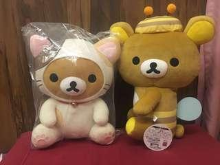 Rilakkuma Soft Toy - Authentic from Japan