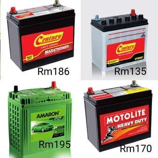 Car Battery Fast Delivery Kl n Selangor 24hour