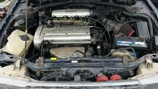 Enjin toyota levin twin cam 2.0