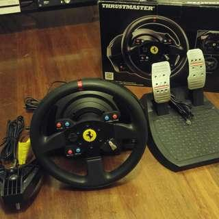 Thrustmaster Ferrari T300 Racing Wheel