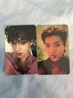 [WTS] EXO Sehun and Kai (Jongin) 'Sing For You' Photocards