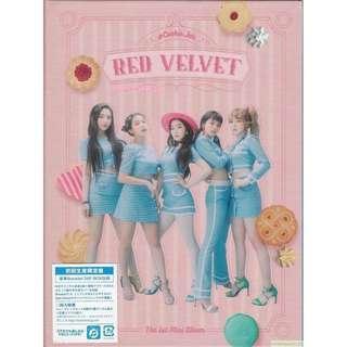 Red Velvet JAPAN 1st mini ALBUM「Cookie Jar」 ※初回生産限定盤