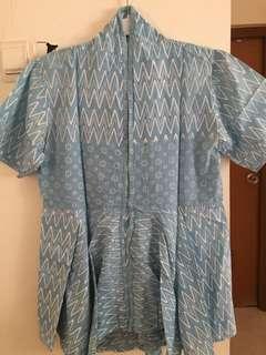 Baju batik cirebon
