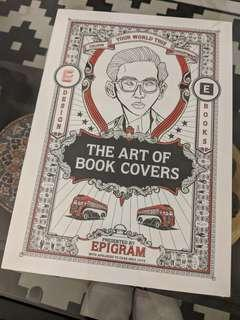 Colouring Book by Epigram (The Art of Book Covers)