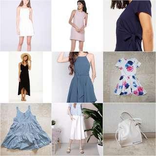 Blogshop clothes up for sales =)