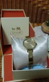 🚚 COACH 手錶