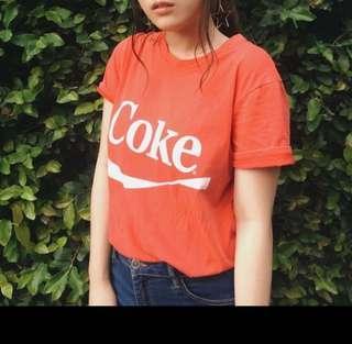 Cotton On Coke Shirt