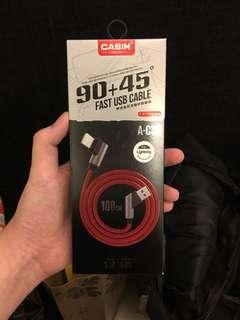 Casim 90 + 45 Fast Use Cable