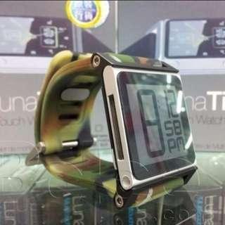 🚚 Lunatik camouflage watch strap