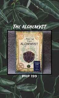 The Alchemyst [The Secrets of the Immortal Nicholas Flamel] by Michael Scott