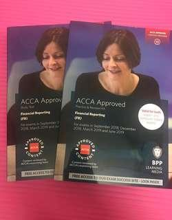 (2019) ACCA FR Financial Reporting BPP F7 Textbook & Revision Kit