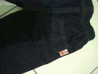 Joger jeans velvet junior