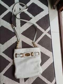 Auth Michael Kors sling/crossbody bag