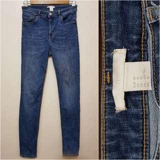 H&M Highwaist Pants