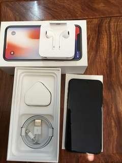 iPhone X + accessories