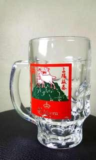 Carlsberg's  CNY Themed Water Glass