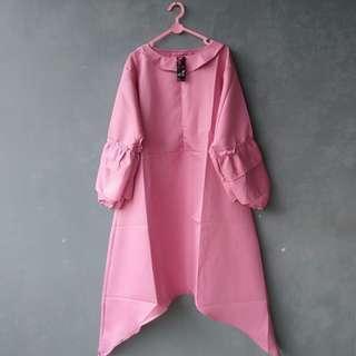 (NEW) Pink Tunik ⛔NO NEGO NO FREE ONGKIR⛔