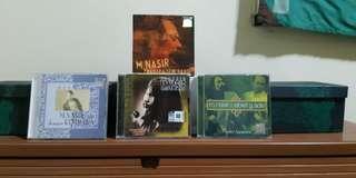 CD M. NASIR ( COMPILATION)