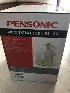 Pensonic Juice Extractor