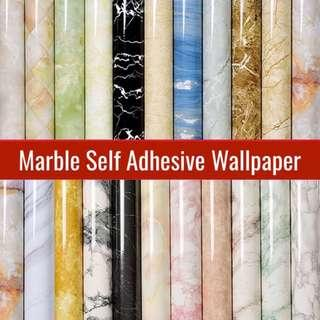 [PO] Marble Finish Wallpaper