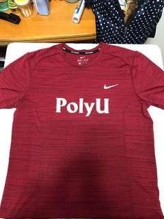 香港理工大學運動代表隊 PolyU Sports team Tee