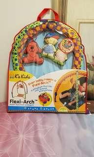 Brand New K's Kids Flexi-Arch Multi-function playgym for baby