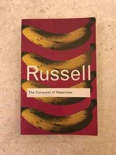 ($ inc mail) The Conquest of Happiness - Bertrand Russell