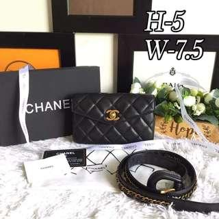 Chanel Belt Bag *Top Grade Authentic Quality