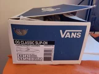 VANS ORIGINAL/VANS VAULT