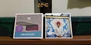 CD EP & ALBUM TORO Y MOI