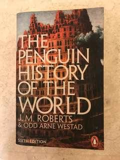 ($ inc mail) Penguin History of the World