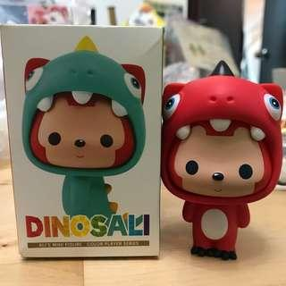 Dinosali red dinosaur恐龍阿狸