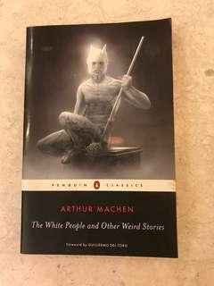 ($ inc mail) Penguin Classics - The White People and Other Weird Stories by Arthur machen