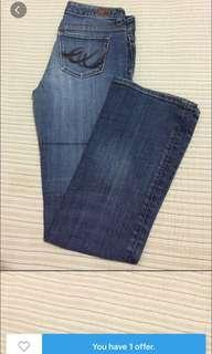 imported pants 27-29
