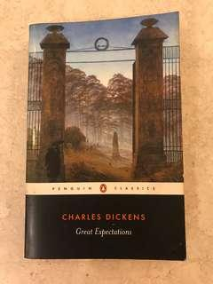($ inc mail) Penguin Classics - Great Expectations by Charles Dickens