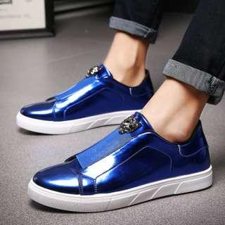 [NEW ][PO] PROMOTION FOR MONTH OF OCT !!! NEW COOL SHINEY SHOES ON SALES NOW!!! size 36-44 PM TO DEAL NOW!!