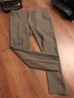 Preloved Kenzo Tailor Celana Bahan grey  W29