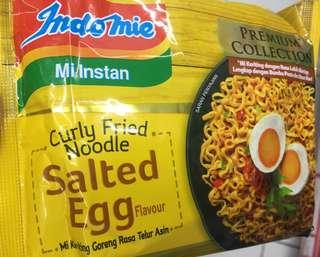 Indomie Salted EGG (indomie kekinian)