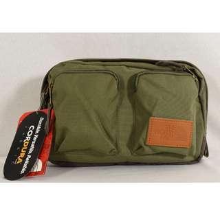 🚚 The North face Kanga waist bag